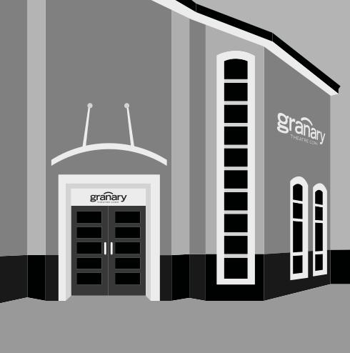 The Granary Theatre – Cork