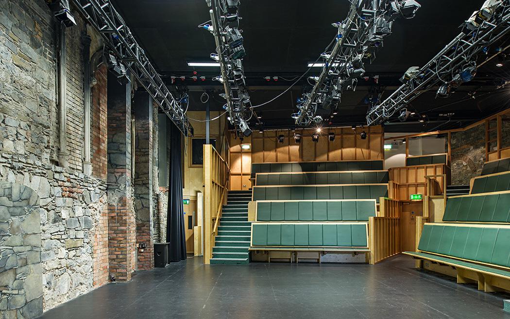 Smock Alley Theatre – Dublin