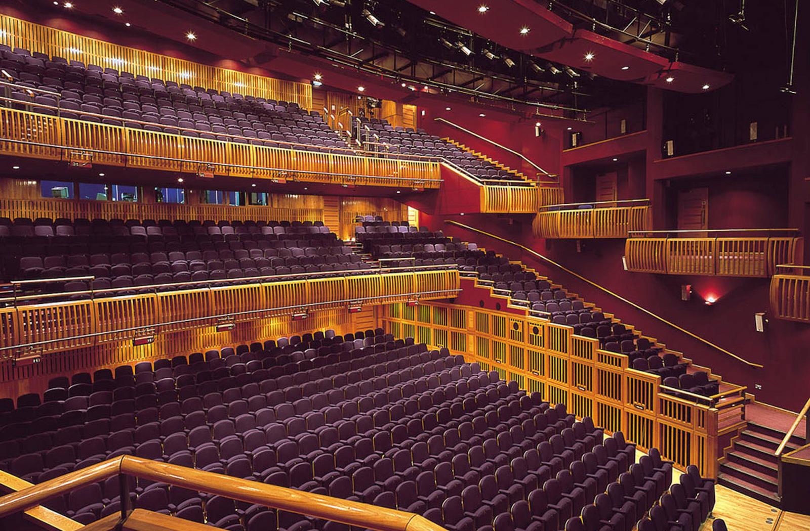 Millennium Forum Theatre and Conference Centre – Derry