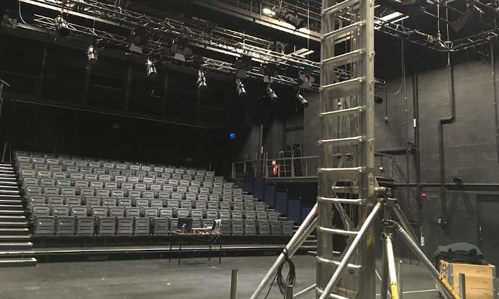 Samuel Beckett Theatre – Dublin